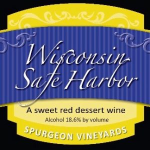 SAFE HARBOR DESSERT WINE