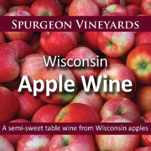 Wisconsin Honeycrisp Apple