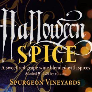 Halloween Spice