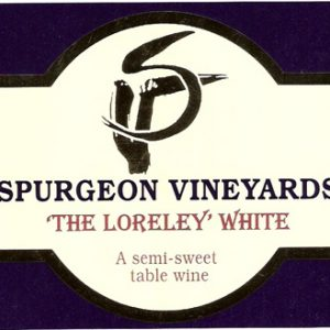 'The Loreley' White