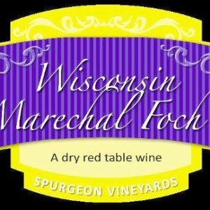 Wisconsin Marechal Foch