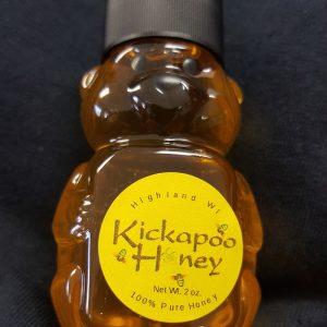 Small Honey Bear