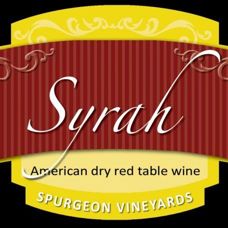 Syrah Front